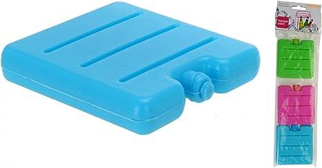 Nevera Baterías Varios Colores 3 pieza Ice Pack 3 * 100 ml frío ...