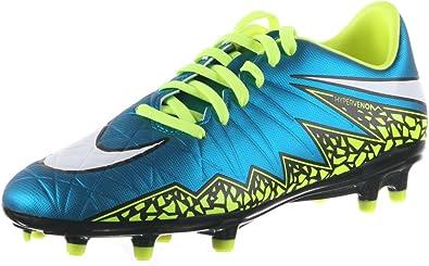 loseta Injusticia estoy de acuerdo  Amazon.com | Nike Womens Hypervenom Phelon II FG - (BLUE  LAGOON/WHITE-VOLT-BLACK) (9) | Soccer