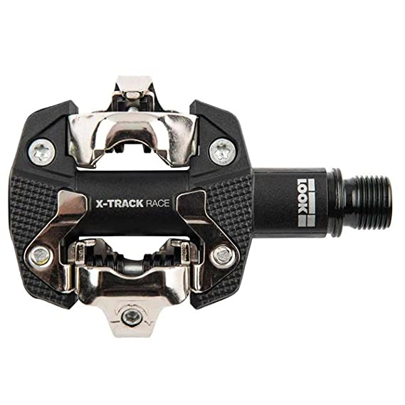 9258807867a Amazon.com : Look X-Track Race Mountain Pedals : Sports & Outdoors