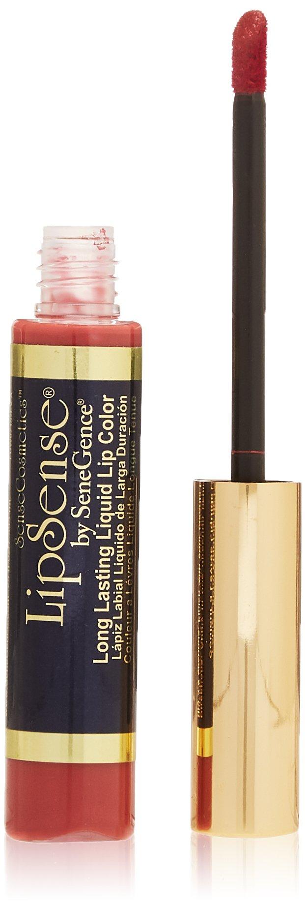LipSense Liquid Lip Color, Roseberry, 0.25 fl oz / 7.4 ml