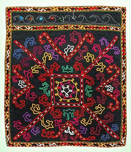 Antiques Delicious Uzbek Silk Handmade Embroidery Oyna Halta Fabulous Interior Decoration