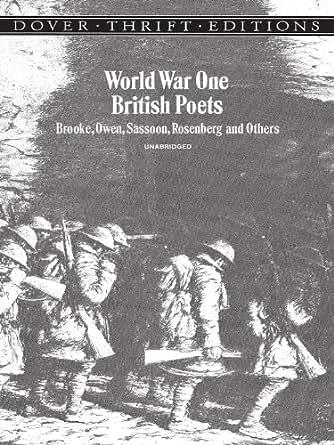 World War 1 Poets