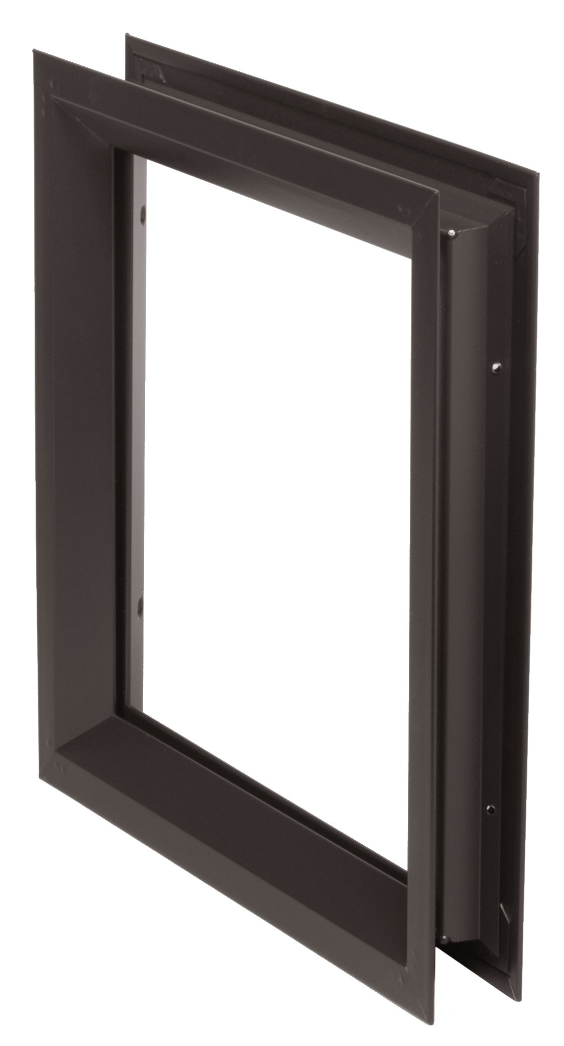 Window Frame Kit, H. 24 in, W. 24 in by National Guard