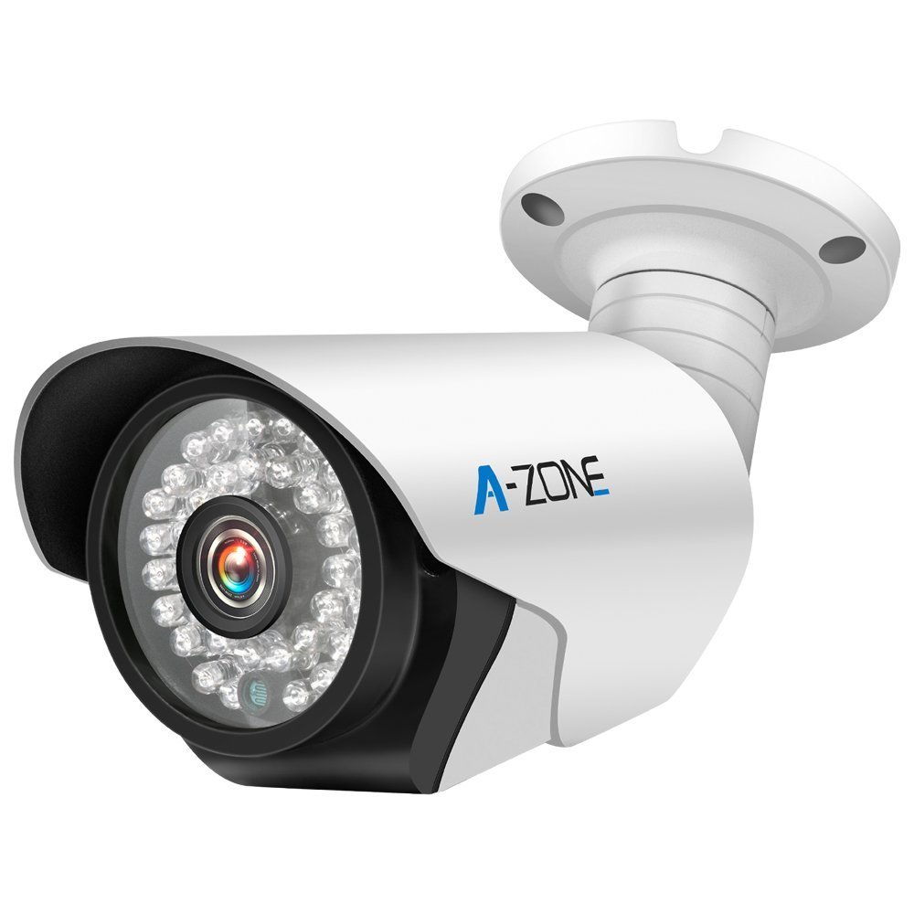 A-ZONE AHD Security Camera 1080P Waterproof IP67 CCTV Camera Home security Day/Night Camera,Bullet Camera