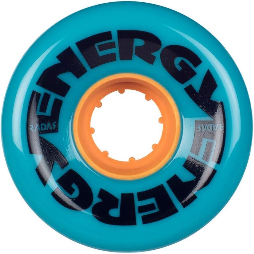 Set of 4 Radar Energy Wheels 62mm
