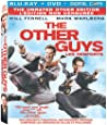 The Other Guys (Unrated, 2 discs) Bilingual Blu-Ray/ Combo Pack