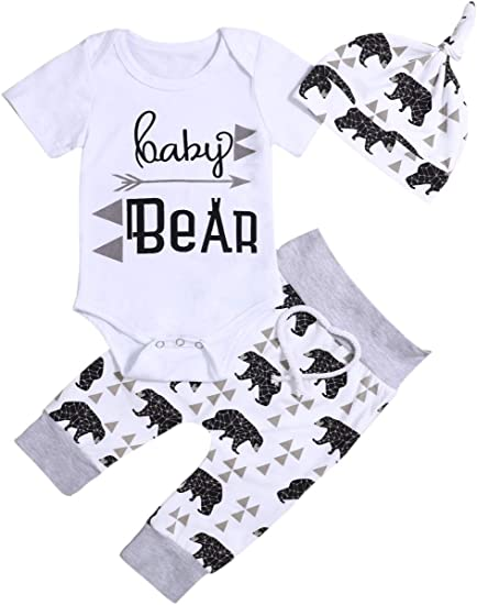 1-6Y Newborn Toddler Kids Baby Boys Girls Elephant Print T-shirt Long Sleeve Top