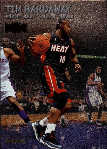 newest collection c2149 855c4 2000 Fleer - Skybox - METAL - Tim Hardaway - Miami Heat ...