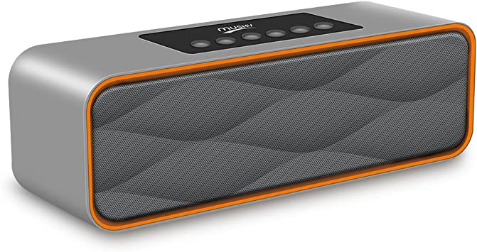 Wireless Bluetooth Speaker USB FM Stereo Mini Super Bass Portable MP3 Player USA