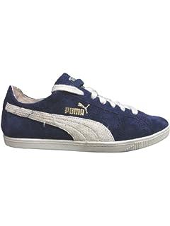 Puma Court Attaque Baskets Homme (44,5 EUR) (BlancNoir