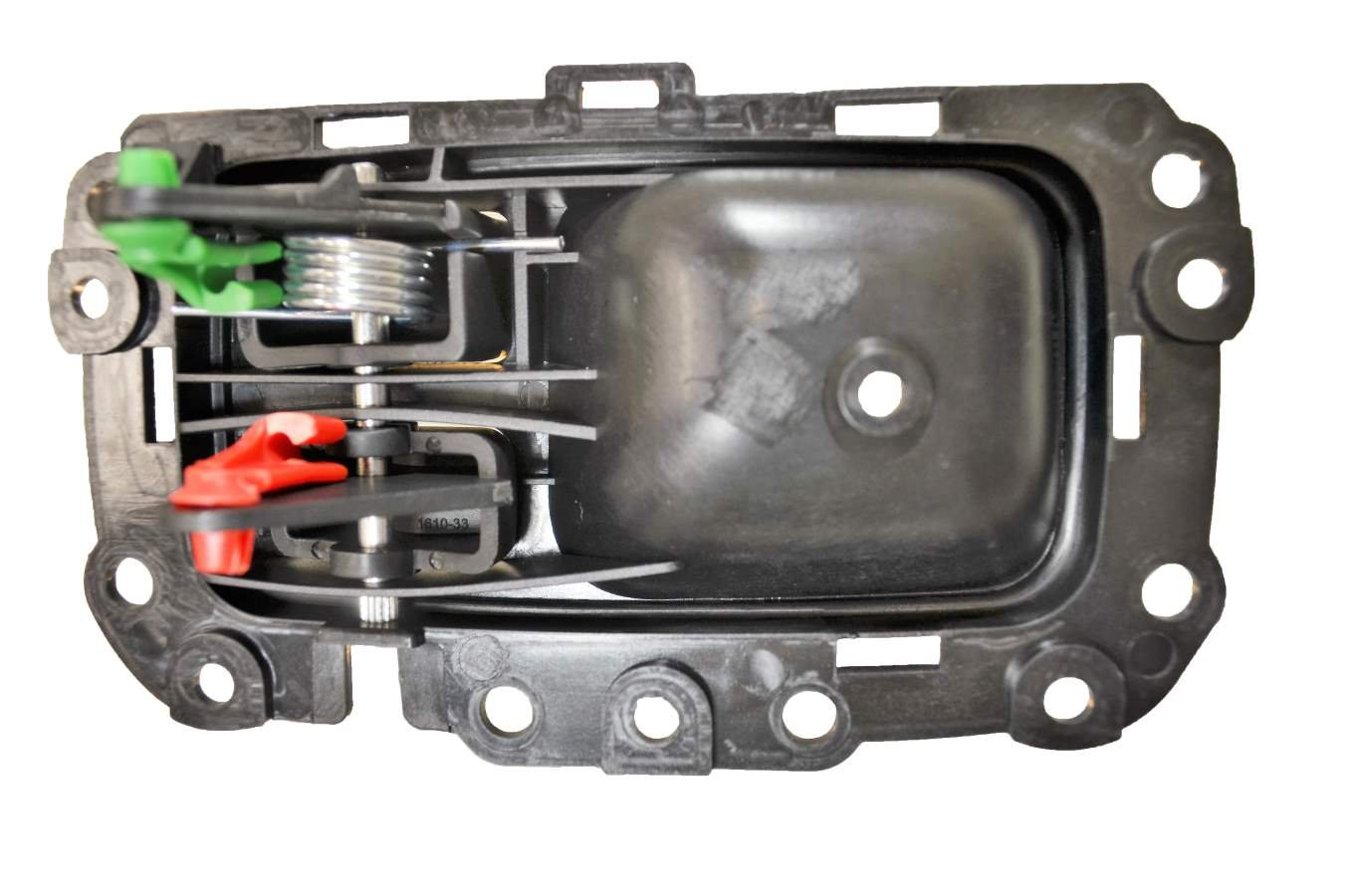 Inner Interior Inside Door Handle Driver Side Black PT Auto Warehouse CH-2811A-LH