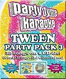 Party Tyme Karaoke - Tween Party Pack 3