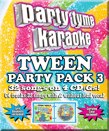 - Party Tyme Karaoke - Tween Party Pack 3