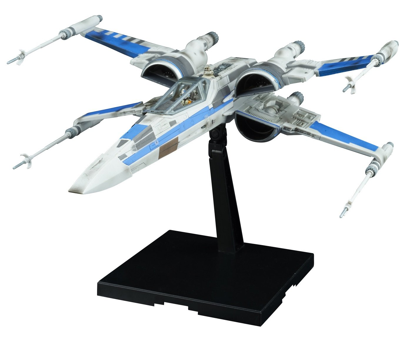 Bandai Hobby 1/72 Blue Squadron Resistance X-Wing Star Wars: The Last Jedi