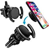 Pop Clip Car Mount 2 Pack Compatible Air Vent Pop Out Stand for Phone 360° Rotation Expanding Stand Grip Holder GPS Navigation