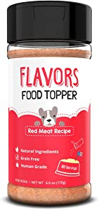 Beaumont Basics Flavors Food Topper and Gravy for Dogs - Natural, Human Grade, Grain Free - Perfect Kibble Seasoning and Hydrating Treat Mix for Picky Dog or Puppy