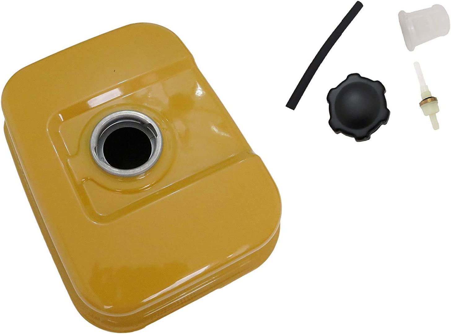 HGC FUEL TANK WITH CAP AND FILTER FOR ROBIN SUBARU EY20 ENGINES 227-60201-11
