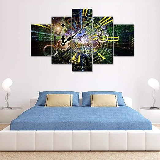 adgkitb canvas Decoración de póster Cuadros modulares Lienzo ...