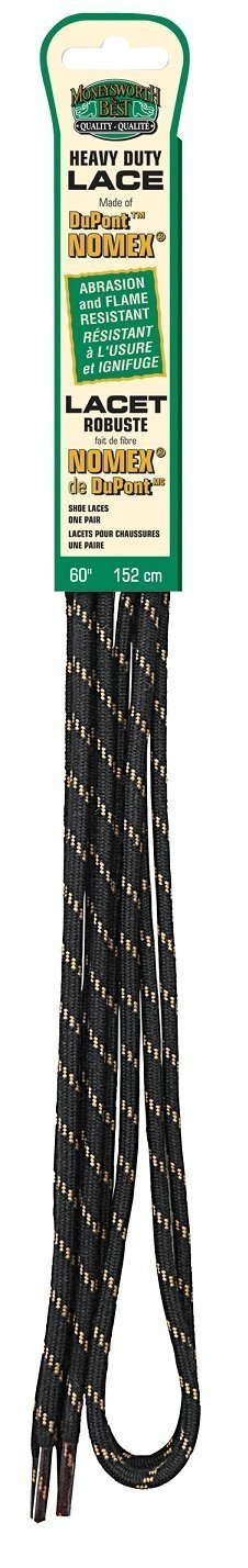 Moneysworth and Best Heavy Duty Nomex Shoe Lace