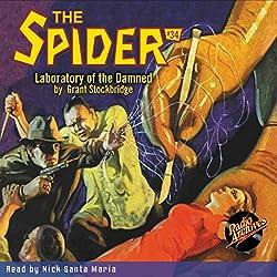 Spider #34, July 1936
