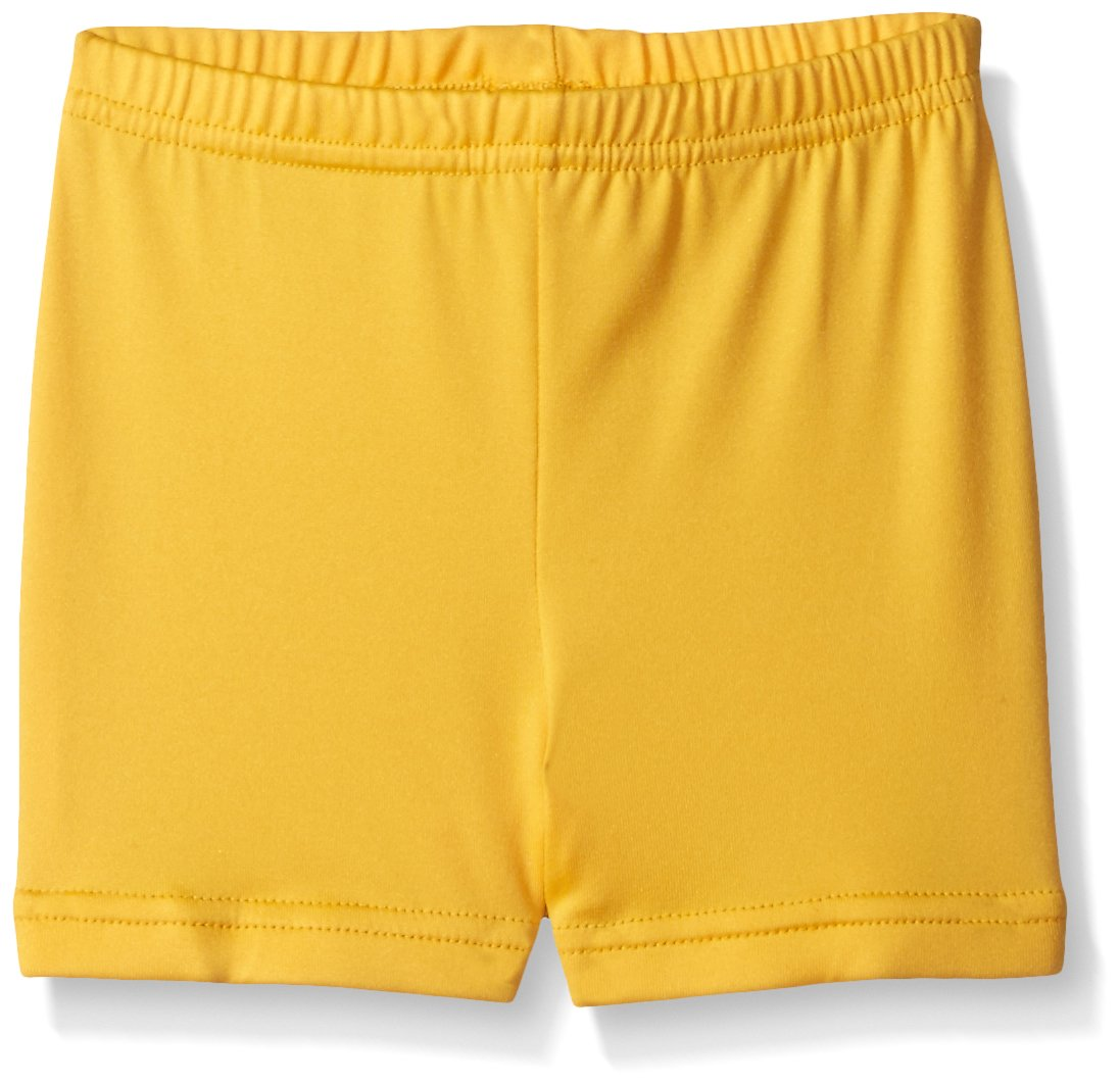 Alleson Cheer Boy Cut Brief, Gold, Youth Medium by Alleson Athletic