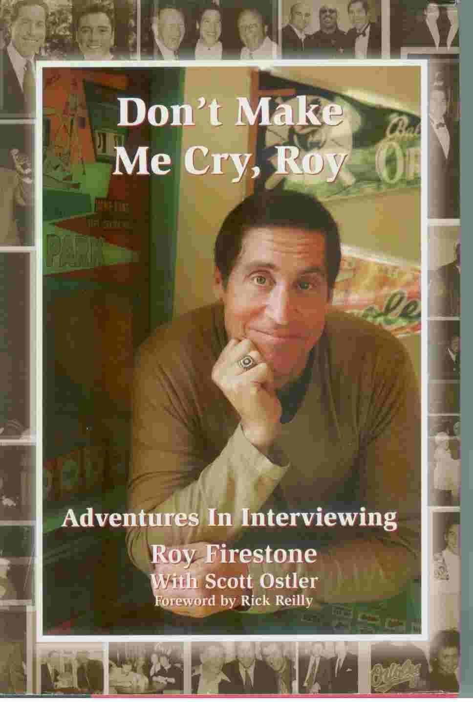 Don't Make Me Cry, Roy : Adventure in Interviewing pdf