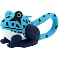 Sun Company Lifelight Animal Carabiner Flashlight | Mini Animal Keychain Flash Lights | for Kids, Nurses, Camping (Blue…