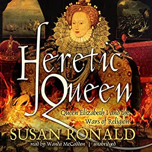 Heretic Queen Audiobook