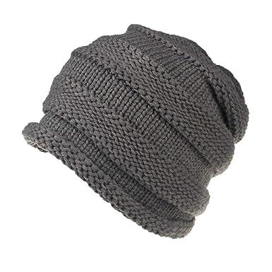 Odjoy Fan Niedlich Kinder Mädchen Junge Winter Warm Hüte Häkeln