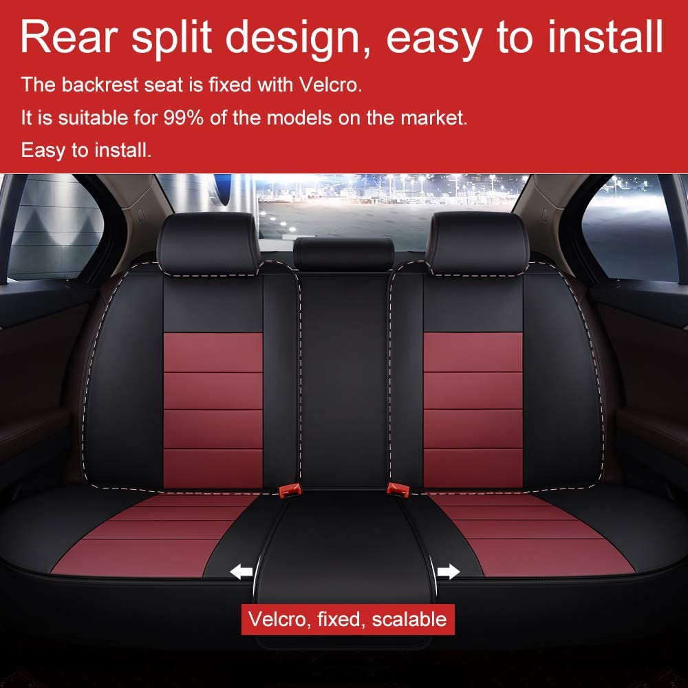 Heavy Duty Black Waterproof Single Seat Cover HYUNDAI i40 ALL YEARS