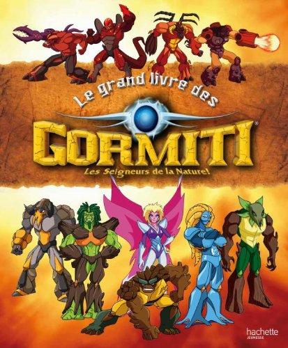 Mon Grand Livre De Jeux Gormiti English And French Edition