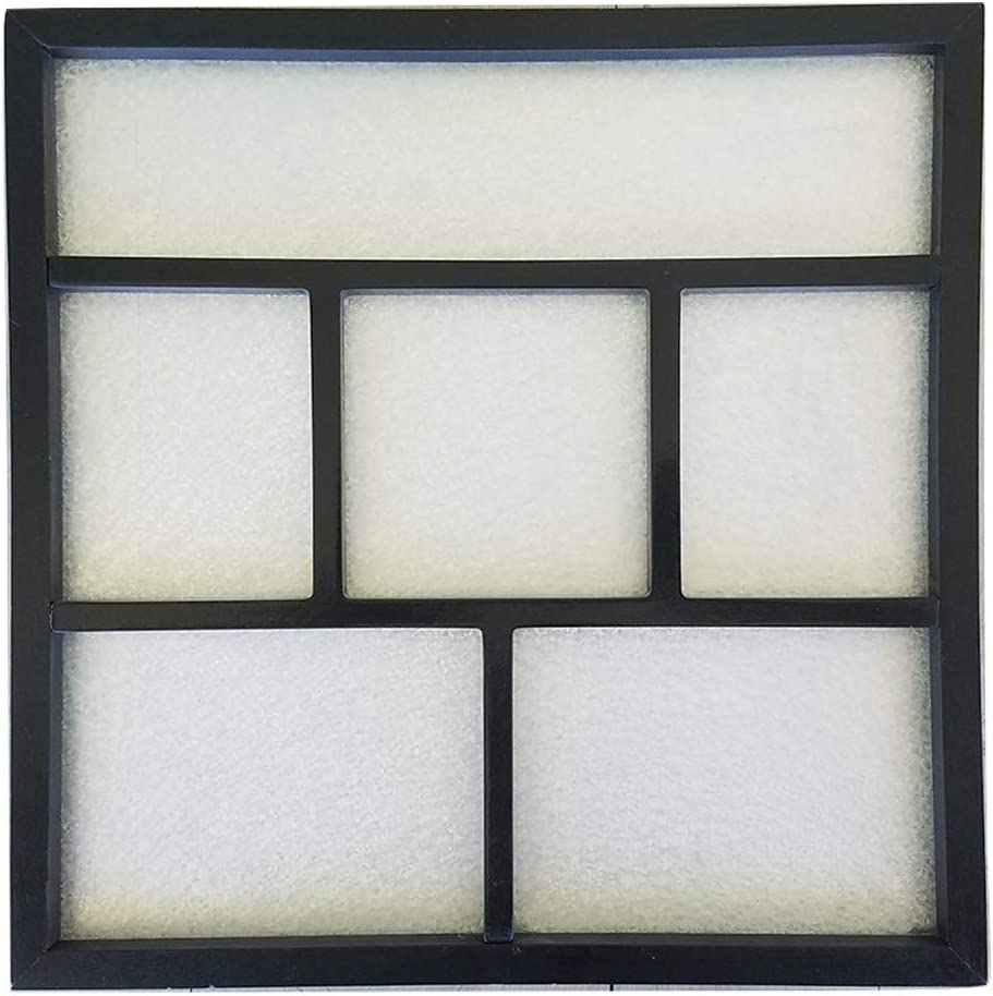 Foundations Décor Shadow Box Magnetic, Black