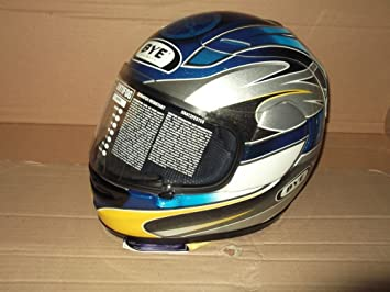 Casco Integral Moto Original Yamaha Bye x-Speed Design Suomy Talla L