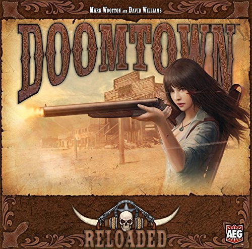 Doomtown  Reloaded Base Set by AEG