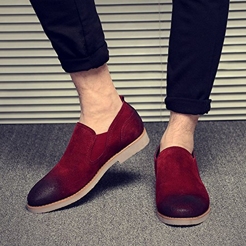 Miyoopark , Mocassins pour homme - rouge - Red,
