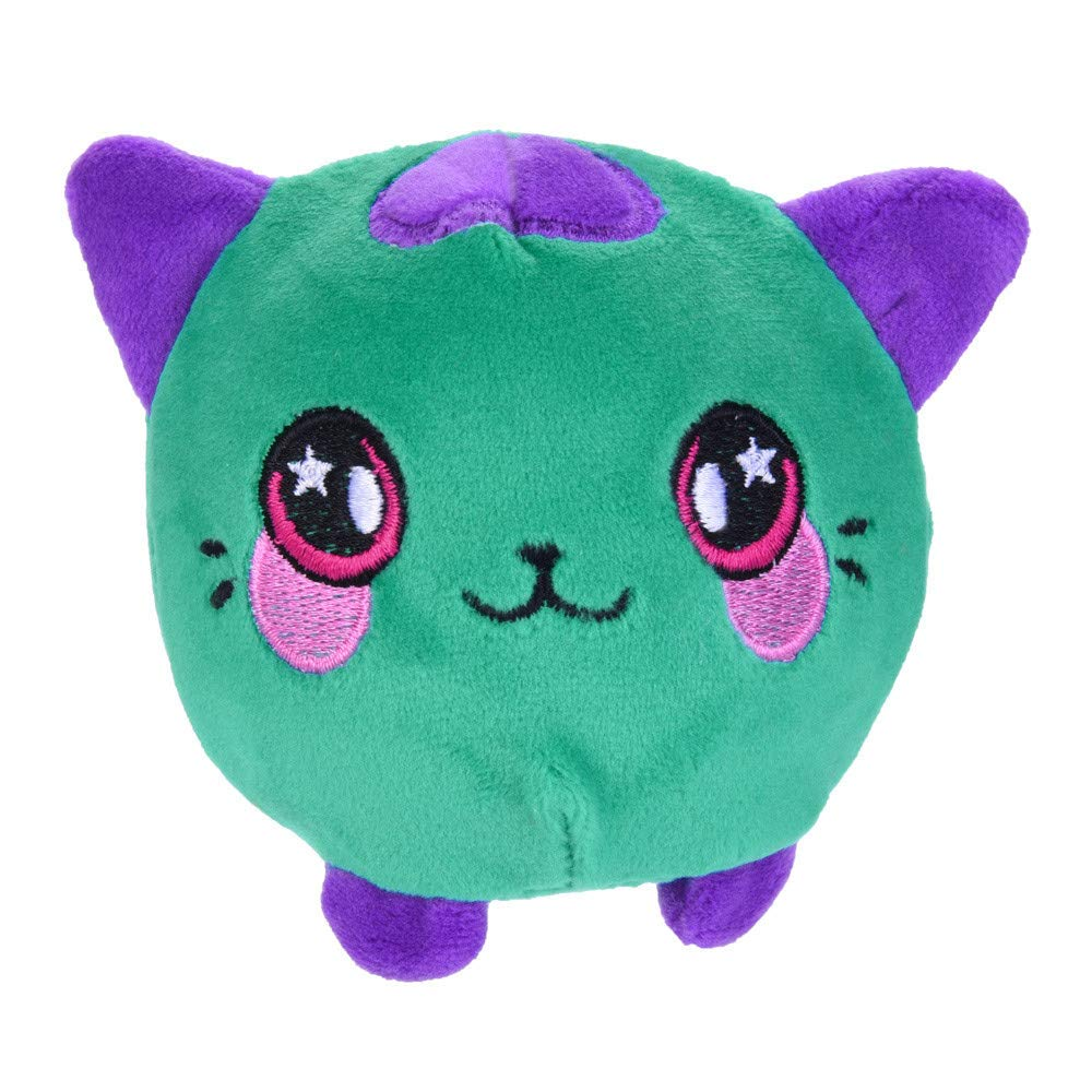Kirbyates_Toys Furry Squishies Cat Scented Stuffed Slow Rising Stress Relief Squishy Toy Hop Props