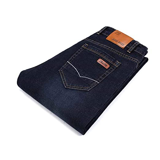 Straight Pantalon Homme Jean Slim Distressed Design Biker ...