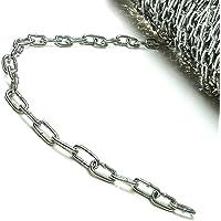 30m chaîne en acier galvanisé 3mm lien longue C2