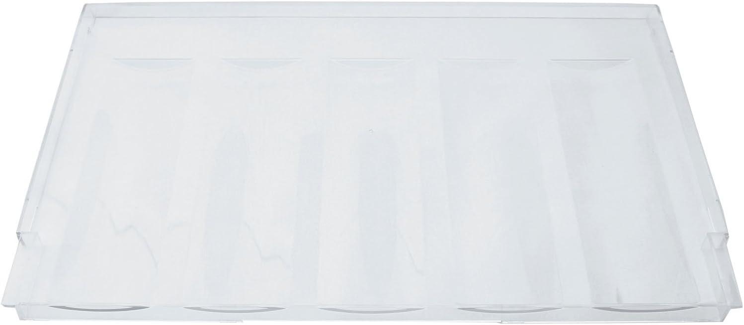 Spares2go Plastic Bottle Shelf Tray Rack for MFI APM6816 APM6855 APM6826 Refrigerator//Fridge Freezer