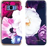 b812288fa27265 Ted Baker Official LANDACE Mirror Folio Case for Samsung Galaxy S8+ -  Blushing Bouquet