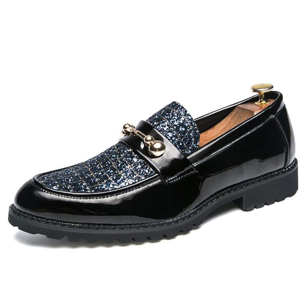 Zxcvb Herren Geschäft-Casual-Schuhe, helle Lederschuhe Füße, Herrenschuhe, Herbst und Winter Freizeitschuhe