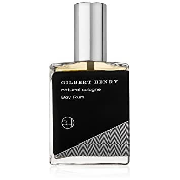 Amazon.com: GILBERT Henry Bay Rum Colonia. Fabricada con ...