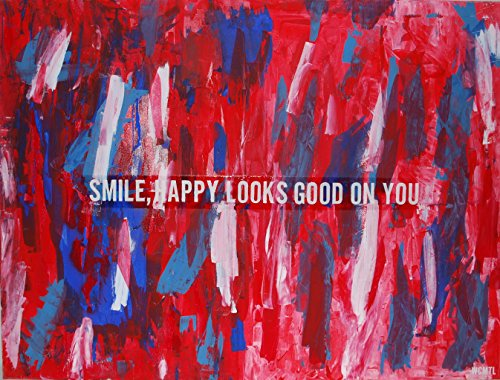 abstract-paintingsmile-happy-looks-good-on-you