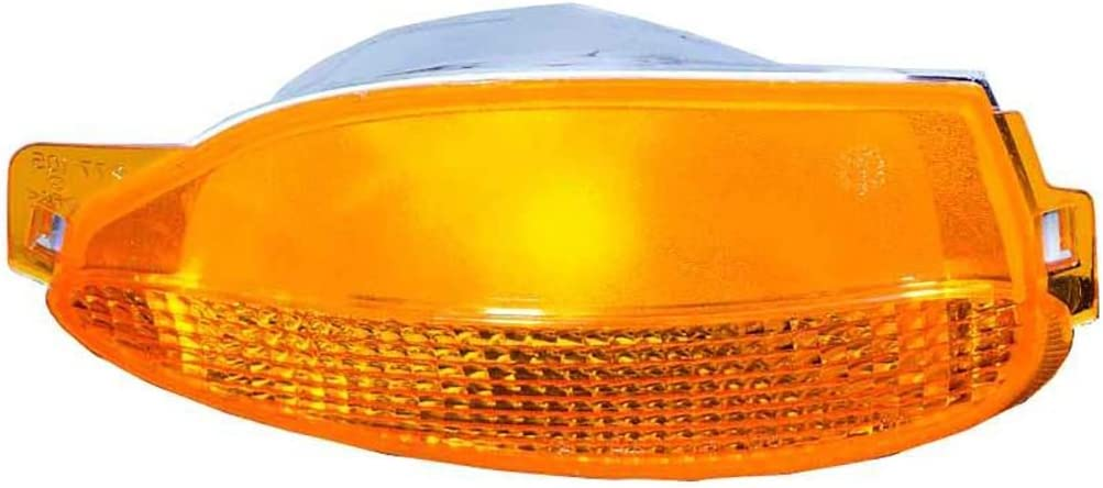 Right For 2000-2005 Buick LeSabre Turn Signal//Parking Light Assembly Passenger Side CarLights360 Replacement for GM2531122