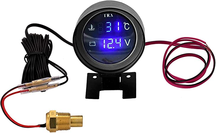 Amazon.es: KKmoon Medidor de Temperatura del Agua Sensor, Led ...