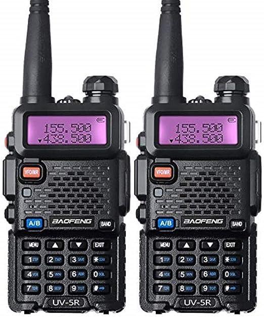 Baofeng Radio Vhf Uhf Walkie Talkie 2 M 70 Cm Amateur Elektronik