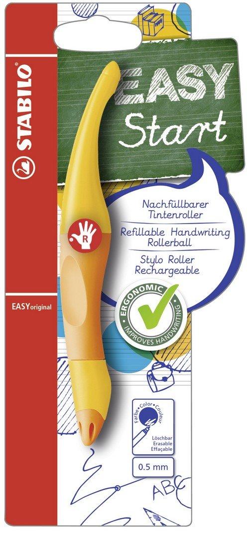 STABILO EASYoriginal Handwriting Pen Right Handed - Yellow/Orange B-46852-5