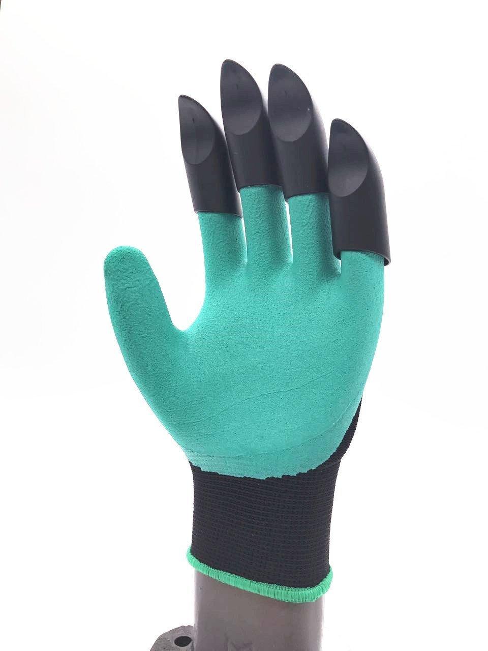 Meanch Garden Genie Gloves with Claws