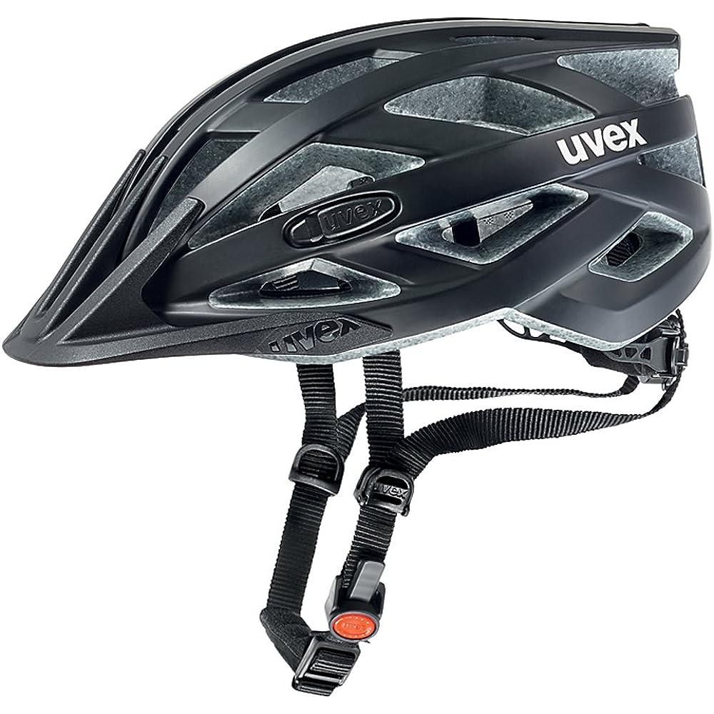 Bei einem Fahrradhelm (z.B. von Uvex) sollten Sie keinerlei Kompromisse eingehen.