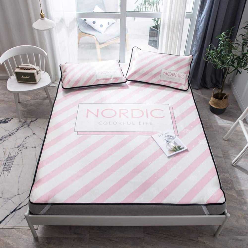 Lnyy Sommermode aus Eisseidenmatte, klimatisierte Sitze F 1.5m